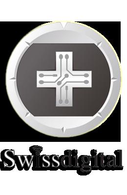6ae0ae90e3d Σακίδιο πλάτης επαγγελματικό ανδρικό γκρι - ραφ Swissdigital Surge ...